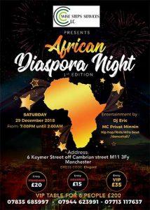 African-Event-Flyer-Design