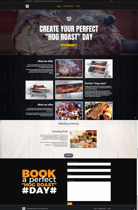 hog-roast-day-catering-website-design